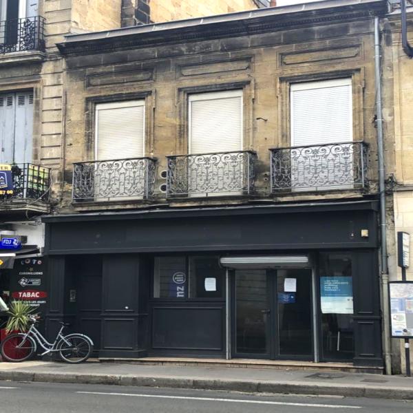 Vente Immobilier Professionnel Murs commerciaux Bordeaux 33000